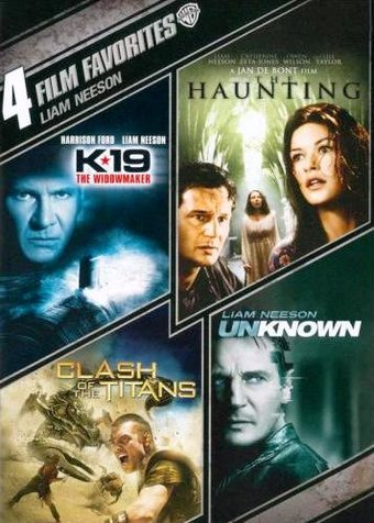 Liam Neeson: 4 Film Favorites (K-19: The