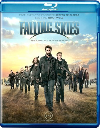 Falling Skies - Complete 2nd Season (Blu-ray)