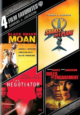 Samuel L. Jackson: 4 Film Favorites (Black Snake