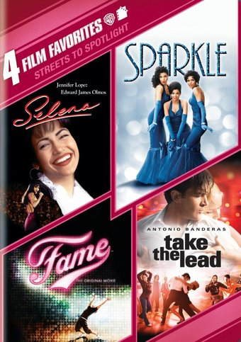 Streets to Spotlight: 4 Film Favorites (Selena /
