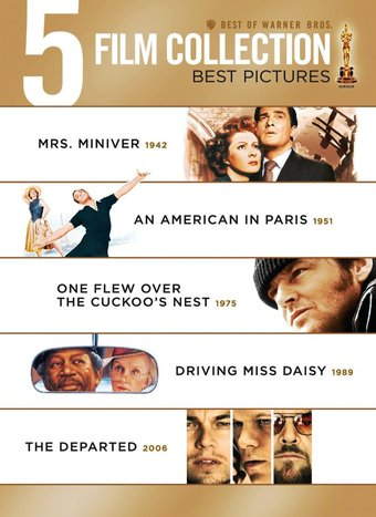 Warner Bros. Best Pictures Collection (Mrs.