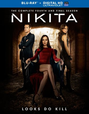 Nikita - Complete 4th & Final Season (Blu-ray)