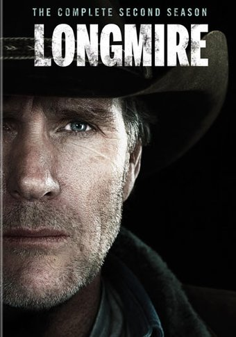 Longmire - Complete 2nd Season (3-DVD)