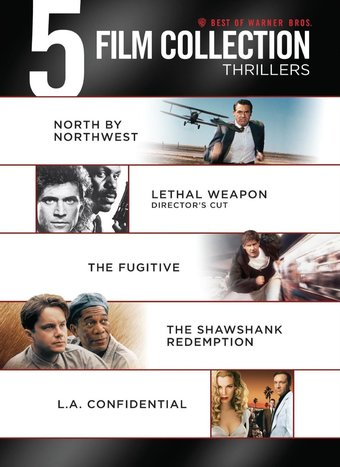 Warner Bros.: 5 Film Collection - Thrillers