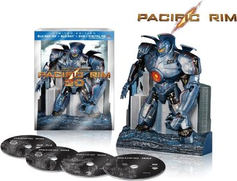 Pacific Rim 3D [Limited Edition Gift Set]