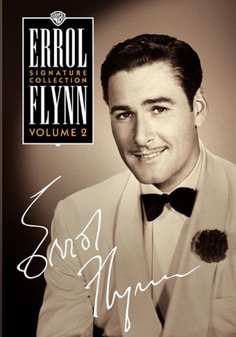 Errol Flynn - Signature Collection, Volume 2 (The