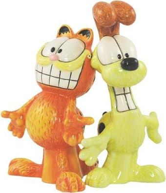 Garfield - Garfield & Odie - Salt & Pepper Shakers