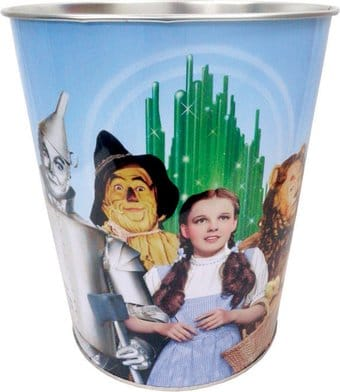 The Wizard of Oz - Four Friends Wastebasket