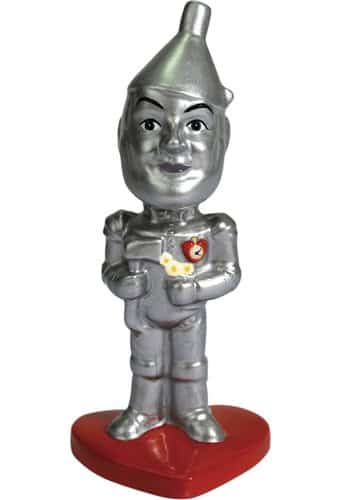 The Wizard of Oz - Tin Man Mini Bobble Figurine