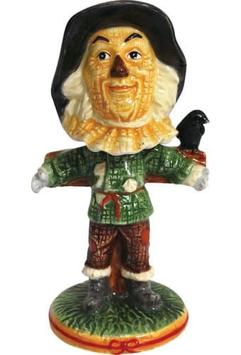 Scarecrow Mini Bobble Figurine