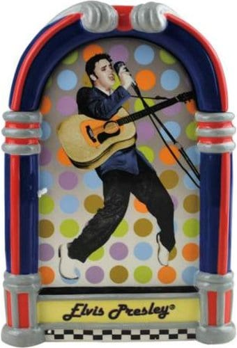 Jukebox Elvis - Ceramic Cookie Jar