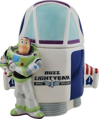 Toy Story - Buzz's Spaceship Cookie Jar