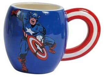 Captain America - 15 oz. Ceramic Mug