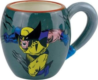 Marvel Comics - Wolverine 15 oz. Mug