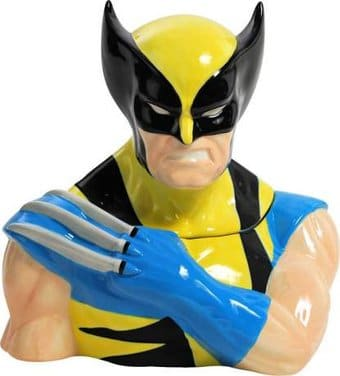 Marvel Comics - Wolverine Cookie Jar