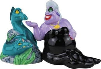 Disney - The Little Mermaid - Ursula & Eels -