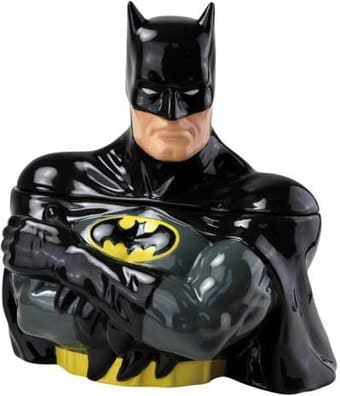 DC Comics - Batman - Ceramic Cookie Jar