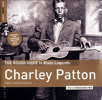 Rough Guide To Charley Patton (180GV)