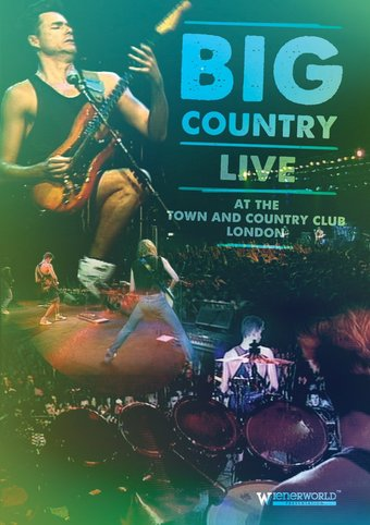 Live at the Town and Country Club, London