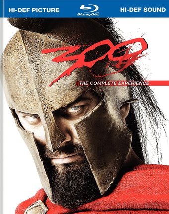 300 - Complete Experience (Blu-ray)