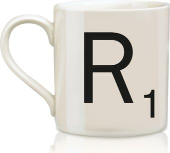Scrabble - Letter R 12 oz. Ceramic Mug