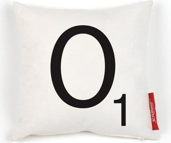 Scrabble - Cushion O
