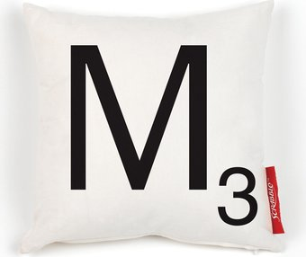 Scrabble - Cushion M