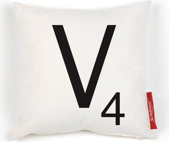 Scrabble - Cushion V