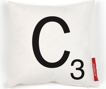 Scrabble - Cushion C