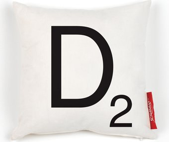 Scrabble - Cushion D