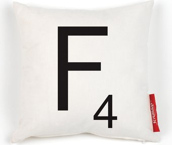 Scrabble - Cushion F