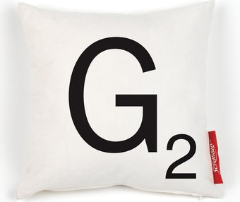 Scrabble - Cushion G