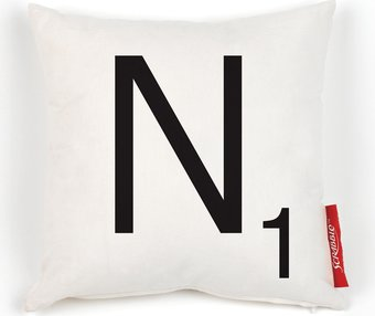 Scrabble - Cushion N