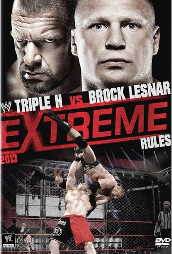 Wrestling - WWE: Extreme Rules 2013