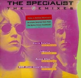 The Specialist: The Remixes