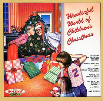 Wonderful World of Children's Christmas
