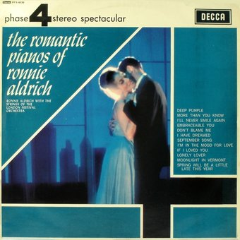 The Romantic Pianos Of Ronnie Aldrich