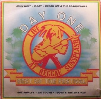 Best Of The Festival, Day One: Live At Reggae