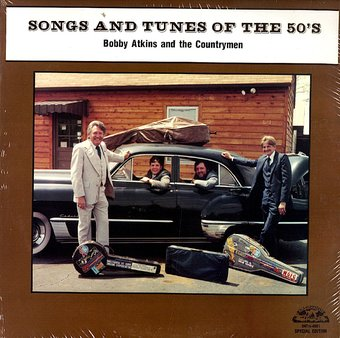 Songs And Tunes Of The 50's (2-LPs)