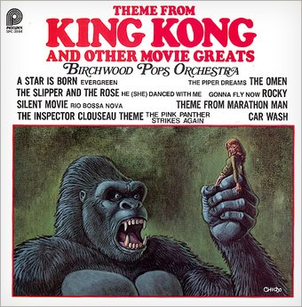 Theme from King Kong and Other Movie Greats