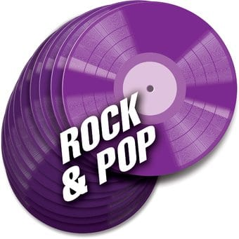 30-LP Grab Bag: Rock & Pop