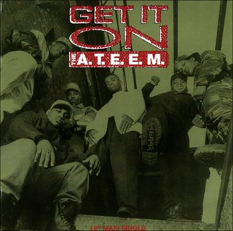 Get It On (Original Vocal & Instrumental + 3