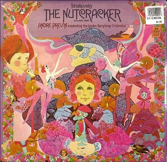 Andr 233 Previn Tchaikovsky The Nutcracker Suite Complete