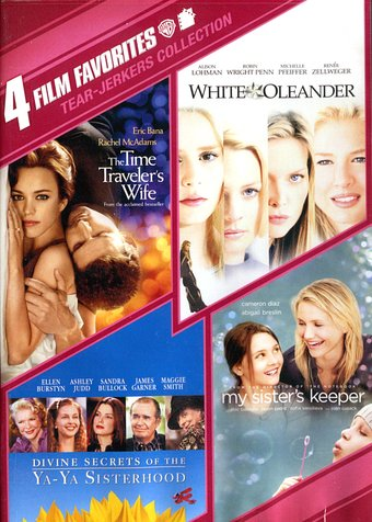 4 Film Favorites: Tear Jerkers Collection (The