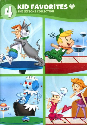 4 Kid Favorites: The Jetsons Collection (2-DVD)