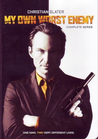My Own Worst Enemy - Complete Series (2-DVD)