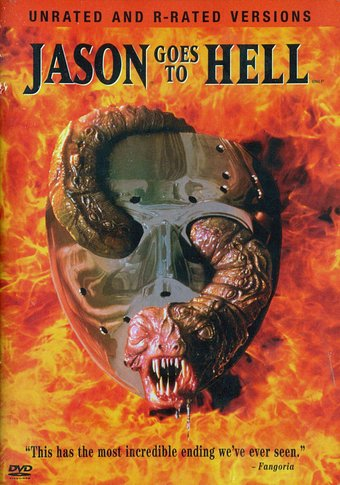 Jason Goes to Hell: The Final Friday (Unrated and