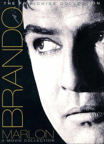 Marlon Brando 4-Movie Collection (The Ugly
