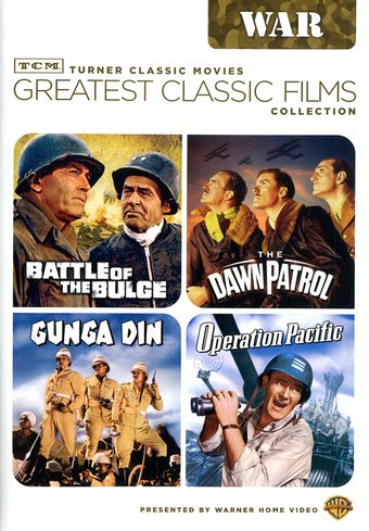 TCM Greatest Classic Films Collection - War