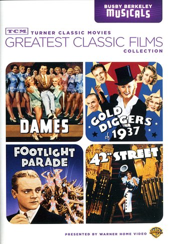 TCM Greatest Classic Films Collection - Busby